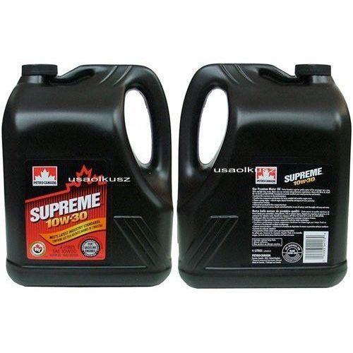 Oleje silnikowe, Olej silnikowy mineralny SUPREME 10W30 4l