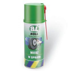 BOLL Miedz w sprayu 400 ml smar miedziany