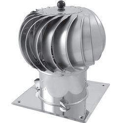 Turbowent Podstawa Kwadratowa Stała - Standard TU300CHCH