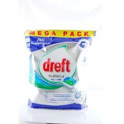 Dreft Platinum kapsułki do zmywarki 90 sztuk Lemon