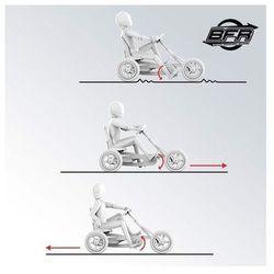 BERG Gokart na pedąły dla dzieci Choppy Neo +3 BFR