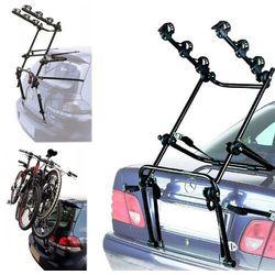 Bagażnik PERUZZO Hi Bike czarny / Ilość rowerów: 3