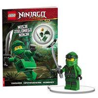 Literatura młodzieżowa, Lego ninjago misje zielonego ninja
