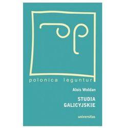 Studia galicyjskie. Darmowy odbiór w niemal 100 księgarniach!
