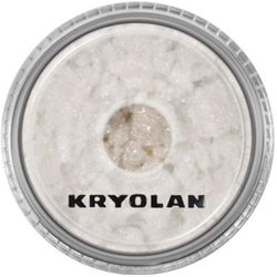 Kryolan GLAMOUR SPARKS Puder o wysokim połysku - AQUA SPARKS (5751)