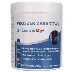 Aura Herbals Proszek Zasadowy pH Control MG+ 300g - suplement diety