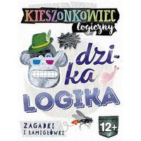 Gry dla dzieci, Kieszonkowiec logiczny Dzika logika (12+) - Praca zbiorowa