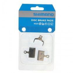Okładziny SHIMANO K02S BR-RS805 / RS505 srebrny / Materiał: żywiczne