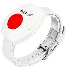 Zegarek SOS do alarmu GSM