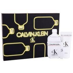 Calvin Klein CK Everyone zestaw Edt 200 ml + Edt 10 ml + Żel por prysznic 100 ml unisex