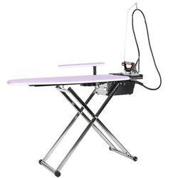 Stół prasowalniczy z żelazkiem i wytwornica pary TEXI SMART S+B