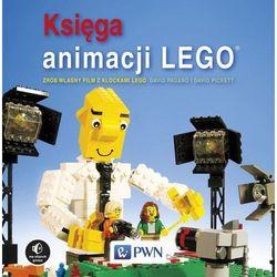 Księga animacji LEGO. Zrób własny film z klockami Lego - Pagano David, Pickett David (opr. miękka)