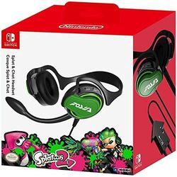Nintendo Headset Splatoon 2 Edition / Switch - BEZPŁATNY ODBIÓR: WROCŁAW!