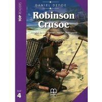 Książki do nauki języka, Robinson Crusoe + CD-ROM SB MM PUBLICATIONS (opr. broszurowa)