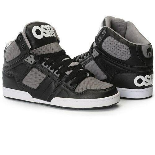 Męskie obuwie sportowe, buty OSIRIS - Mens Nyc 83 Blk/Gry/Gry (2254) rozmiar: 43