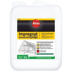 ALTAX- impregnat do drewna konstrukcyjnego, 5l