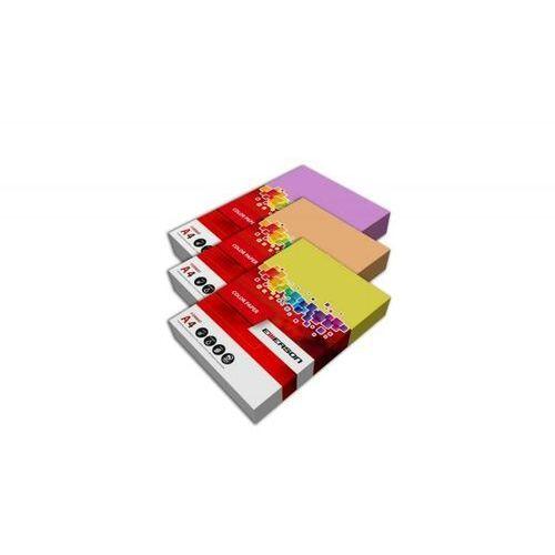 Papiery i folie do drukarek, Papier Kolorowy Emerson Intensywny A4, 80 G/M2, Ryza 500 Ark. Ciemnozielony
