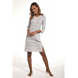 Bawełniana koszula nocna damska Cornette 651/237 Vanessa 2 szara