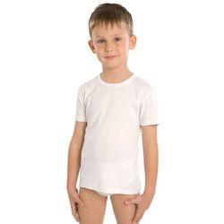 Podkoszulek dziecięcy 98-116 kr.rękaw 30201 Wadima
