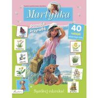 Książki dla dzieci, Martynka poznaje przyrodę Spróbuj odszukać - Praca zbiorowa (opr. miękka)