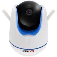 Nianie elektroniczne, KEEYO Kamera bezprzewodowa Wifi Niania elektroniczna LV-IP11PTZ HD