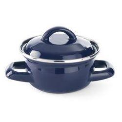 Garnek do zup i sosów z pokrywką o średnicy 100 mm, 0,4 l   HENDI, 625804