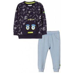 Komplet niemowlęcy bluza i spodnie5P3509 Oferta ważna tylko do 2022-01-21