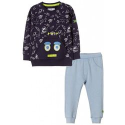 Komplet niemowlęcy bluza i spodnie5P3509 Oferta ważna tylko do 2022-03-16