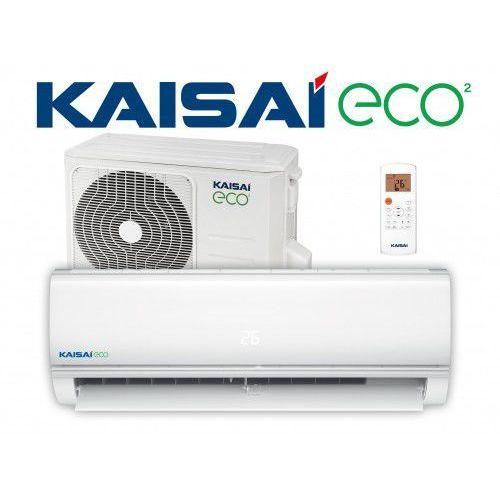 Klimatyzatory, Klimatyzacja ścienna KAISAI seria ECO model 2017 2,6kW/2,9kW (KEM-09KTAI, KEM-09KTAO)