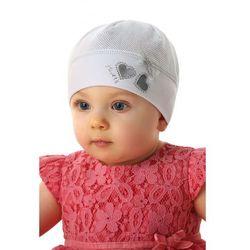 Czapka niemowlęca 100% bawełna 5X34BP Oferta ważna tylko do 2019-06-26