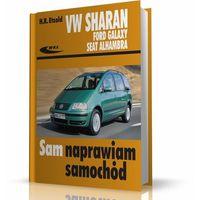Biblioteka motoryzacji, Volkswagen Sharan Ford Galaxy Seat Alhambra (opr. broszurowa)