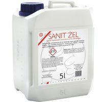 Pozostałe środki czyszczące, SANIT ŻEL Gricard 5L - żel do usuwania osadów wapnia, kamienia, rdzy