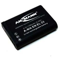 Akumulator Ansmann A-Nik EN EL 23 - (enel23) Darmowy odbiór w 21 miastach!