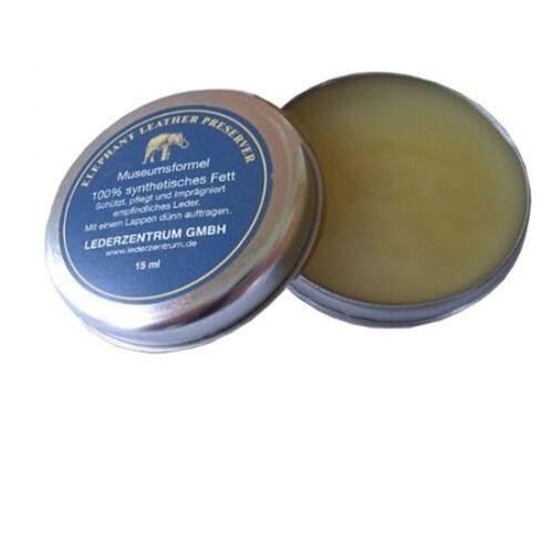 Środki do czyszczenia tapicerki samochodowe, Colourlock Elephant Leather Preserver 15ml wosk do skóry