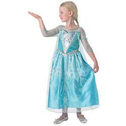 Kostium Frozen Elsa Premium dla dziewczynki - Roz. L