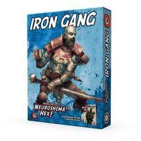 Gry karciane, Gra Neuroshima Hex 3.0: Iron Gang - DARMOWA DOSTAWA OD 199 ZŁ!!!
