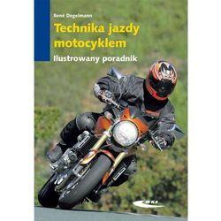 Technika jazdy motocyklem (opr. kartonowa)