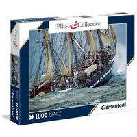 Puzzle, Puzzle Plisson Collection Belem, the last French tall ship 1000