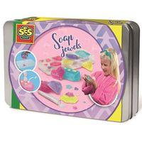 Kreatywne dla dzieci, Kreatywna zabawa - brokatowe mydełka