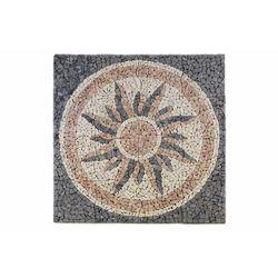 Mozaika kamienna SŁOŃCE, marmurowe, 1m2