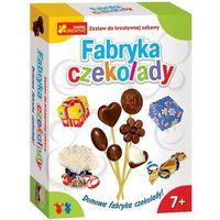 Kreatywne dla dzieci, Zestaw do kreatywnej zabawy - Fabryka czekolady