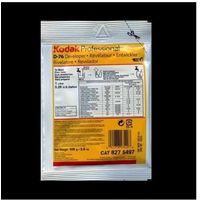 Chemia fotograficzna, Kodak D-76 na 1l wywoływacz negatywowy