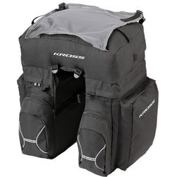 Sakwa Kross ROAMER TRIPLE REAR BAG na bagażnik
