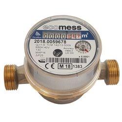 Wodomierz do zimnej wody Ecomess Picoflux 1/2 1 6 m3/h