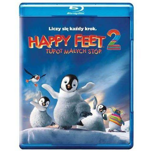 Bajki, HAPPY FEET 2: TUPOT MAŁYCH STÓP (BD) GALAPAGOS Films 7321999311643