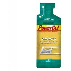PowerBar PowerGel Żel energetyczny 41g Cytryna-Limonka
