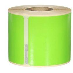 Etykiety samoprzylepne 99014 zielone - 54x101mm, 220 szt.