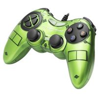 "Gamepady, Gamepad PC USB Esperanza ""Fighter"" zielony"