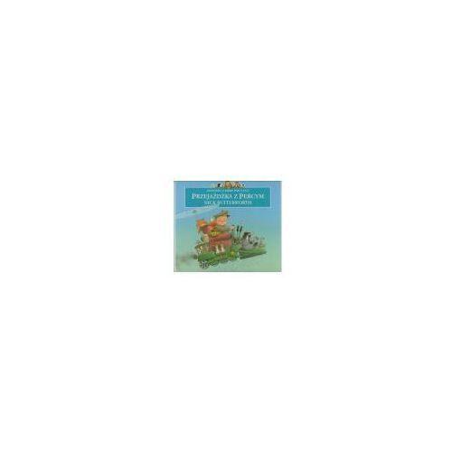 Książki dla dzieci, Opowieści z parku Percy'ego Przejazdżka z Percym (opr. twarda)