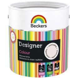 Beckers Farba Lateksowa Designer Colour Carmel Puding 2,5L